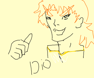 Dio Brand(hOe) has joined the battle