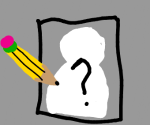 Draw your profile pic!