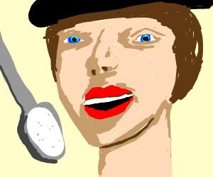 Fake Mary poppins