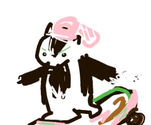 Skater Skunk