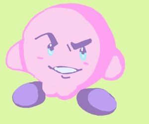 100 PERCENT MAN KIRBY