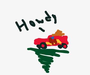 Howdy car