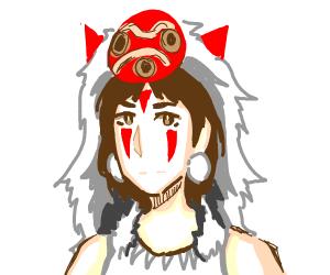 princess mononoke?