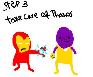 Step 2: Take the Tesseract