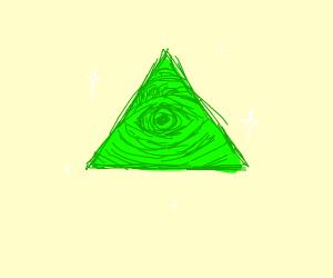 Green illuminati
