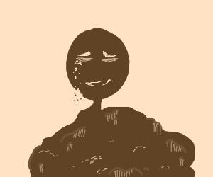 A crumbling sense of self