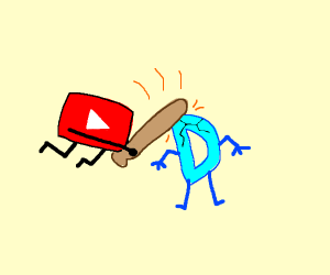Youtube Breaks Drawception, literally