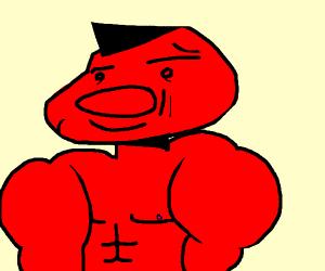 draw an uncommon pokemon