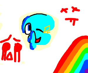 Squidward Zen