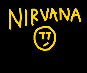 If the Nirvana face was normal