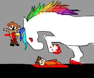 unicorn destroying kids lives