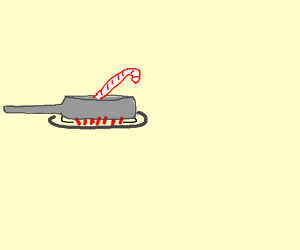 Cooking with a Candy Cane