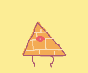 Bill Cipher stares into your soul