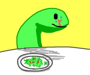 Positive role-model snake