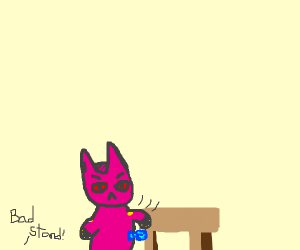 Killer Queen (the stand) does a bad