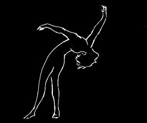 person dancing