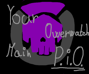 Draw your Overwatch Main - Pass it On