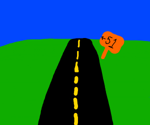 road to area 51