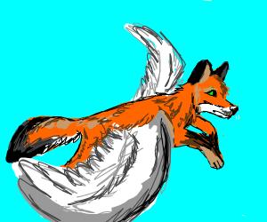 Flying fox????