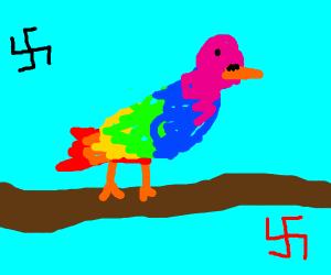 Communist Parrot
