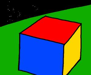 1 by 1 Rubik's cube
