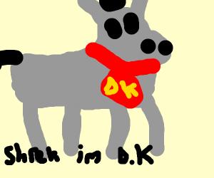 Donkey Kong But More Donkey Than Kong