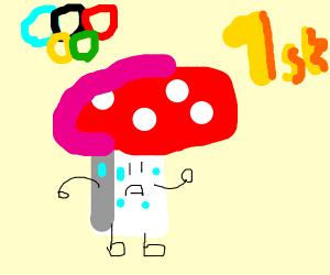 Mushroom Athlete