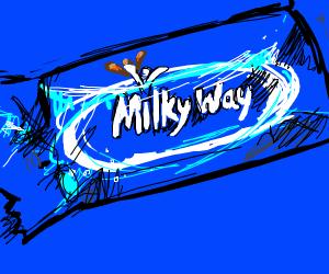 Milkyway snack