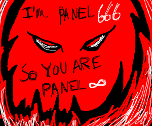 Im panel 16965 so you are panel 666