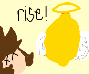 When Lemons give you life