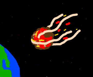 Meatball ends the world