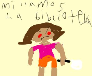 Angery Dora