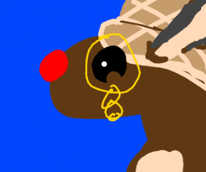 Rudolf is a detective