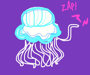 Mean Jellyfish