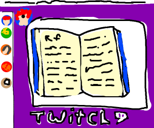 book livestreams on twitch