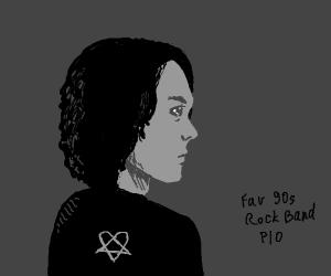 Favorite 90s Rock band (PIO)