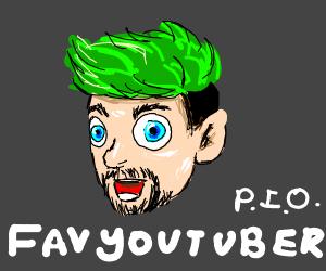 Fav Youtuber P.I.O.