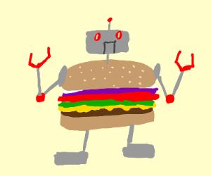 Robo-Burger