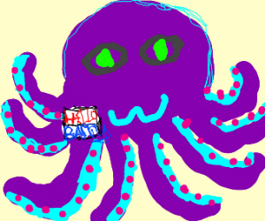 Barry the Octopus