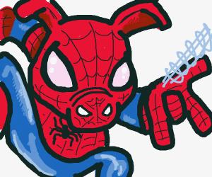 Spider swine