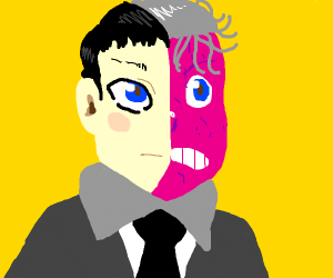 Anime Two-Face