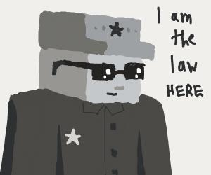 Minecraft Police