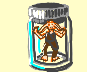 jar jar got stuck in a jar jar