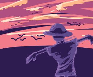 emo Scarecrow