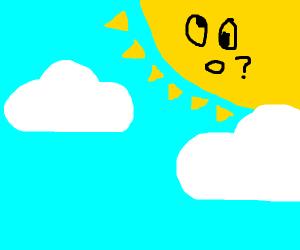Clueless Sun