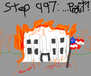 Step: 996 - Everyone rebels on the government