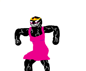 sexy princess venom