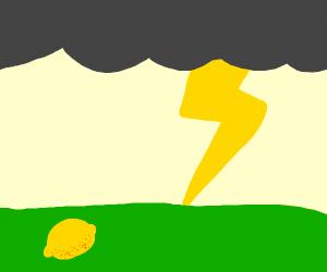 Lemon in a Storm