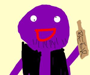 Drunk Thanos