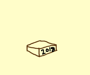 A box for 2018